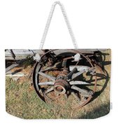Riding Days Are Over Weekender Tote Bag