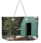 Riding Horses Weekender Tote Bag