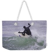 Riding The Crest Weekender Tote Bag