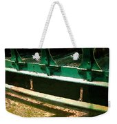 Riding The Rails Weekender Tote Bag