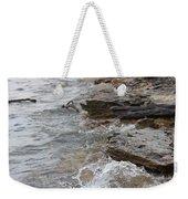 Little Waves Weekender Tote Bag
