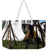 Rifles Of The Civil War Weekender Tote Bag