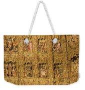 Right Half - The Golden Retablo Mayor - Cathedral Of Seville - Seville Spain Weekender Tote Bag