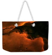 Right - Triptych - Stellar Spire In The Eagle Nebula Weekender Tote Bag