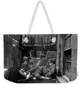 Riis: New York, 1901 Weekender Tote Bag