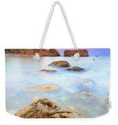 Rijana Beach Mediterranean Sea Weekender Tote Bag