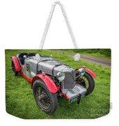 Riley Nine 1933 Weekender Tote Bag