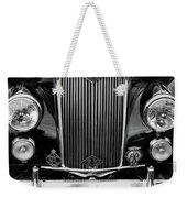 Riley Saloon Car - Vintage Weekender Tote Bag
