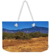 Rincon Peak, Tucson, Arizona Weekender Tote Bag