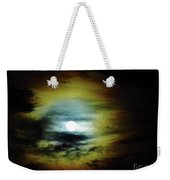 Ring Around The Moon Weekender Tote Bag