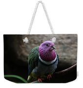 Ring Necked Dove Weekender Tote Bag