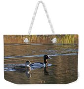 Ring Necked Duck Weekender Tote Bag
