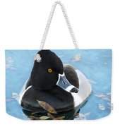Ring-necked Duck Weekender Tote Bag