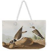 Ring Plover  Weekender Tote Bag