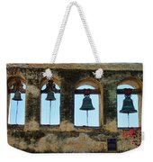 Ringing Bells Weekender Tote Bag