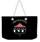 Birthday Circus Carnival Mom Party Apparel Weekender Tote Bag