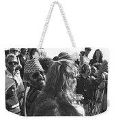 Ringo Starr In Nepal Weekender Tote Bag