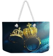Rings Of Nobility Weekender Tote Bag