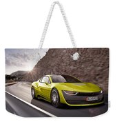 Rinspeed Etos Concept Self Driving Car Weekender Tote Bag