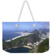 Rio De Janiero Morning Weekender Tote Bag