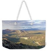 Rio Grand Near White Rock Weekender Tote Bag