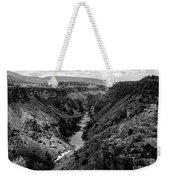 Rio Grande Carved Canyon 2 Weekender Tote Bag