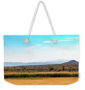 Rio Grande Flood Plain Weekender Tote Bag