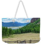 Rio Grande Headwaters Weekender Tote Bag
