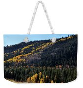 Rio Grande National Forest Weekender Tote Bag