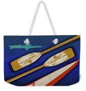 Rio Is Rowing Weekender Tote Bag