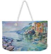 Riomaggiore Cinque Terre Italy Weekender Tote Bag