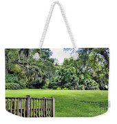 Rip Van Winkle Gardens Louisiana  Weekender Tote Bag