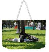 Rip Van Winkle Weekender Tote Bag