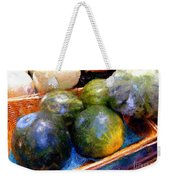 Ripe And Luscious Melons Weekender Tote Bag