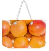 Ripe Apricots  Weekender Tote Bag