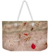 Ripple Weekender Tote Bag