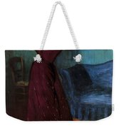 Ripple-ronai: Woman, 1892 Weekender Tote Bag