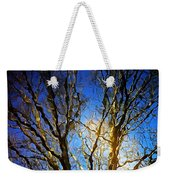 Ripple Tree Weekender Tote Bag