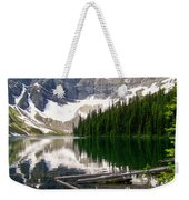 Rippled Mirror Weekender Tote Bag