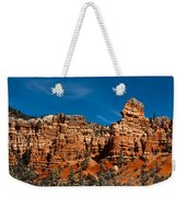 Rippled Walls Weekender Tote Bag