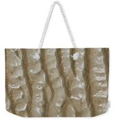 Ripples In The Sand I Weekender Tote Bag