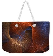 Rips In The Fabric Of Time Weekender Tote Bag