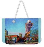 Rise And Shine - Roanoke Virginia Morning Weekender Tote Bag