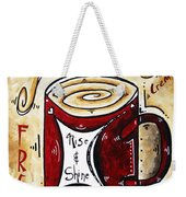 Rise And Shine By Madart Weekender Tote Bag