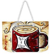 Rise And Shine Original Painting Madart Weekender Tote Bag