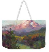 Rise And Shine Weekender Tote Bag by Talya Johnson