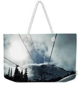 Rise To The Sun Weekender Tote Bag by Michael Cuozzo