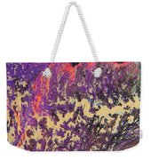 Rising Energy Abstract Painting Weekender Tote Bag