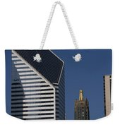 Rising High Weekender Tote Bag