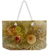 Rising Spring - Fractal Art Weekender Tote Bag